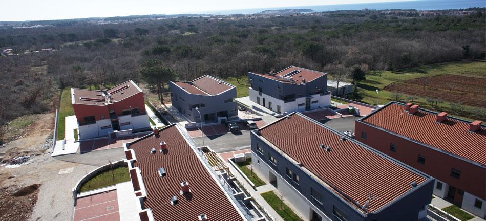 Vlastita investicija – izrada kompletne projektne dokumnentacije, vođenje projekta i prodaje - naselje Gulići