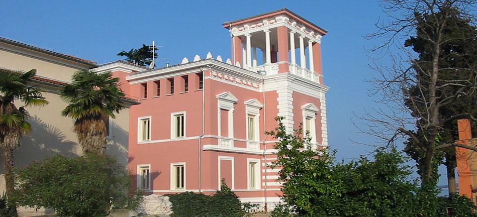 Vođenje konzaltinga i stručnog nadzora na rekonstukciji ville Vianelli.